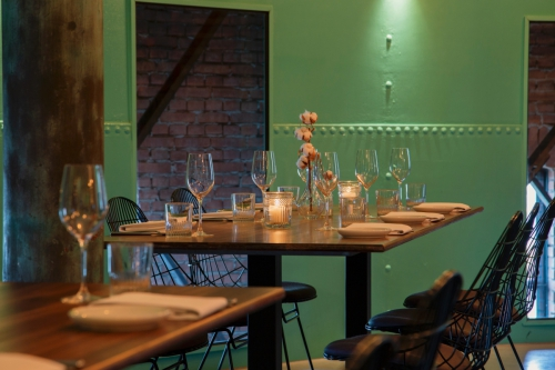 Private dining - WT Urban Kitchen